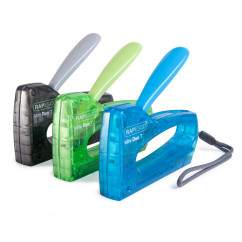 Mini Duo T Staple Tacker (assorted colours)