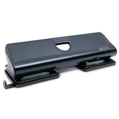 720 4-Hole Punch Black