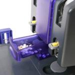 Heavy duty Hole punch confetti tray