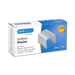 24/8mm Galvanised Staples (box of 5,000)