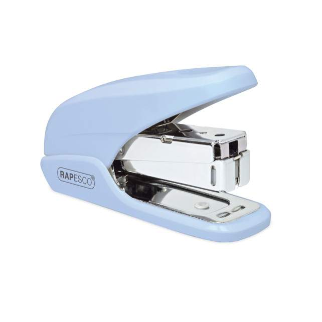 X5-Mini Less Effort Stapler (Powder Blue)