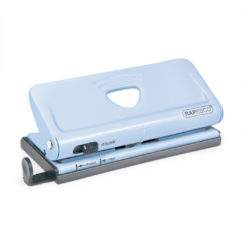 Adjustable 6-Hole Organiser/ Diary Punch (Powder Blue)