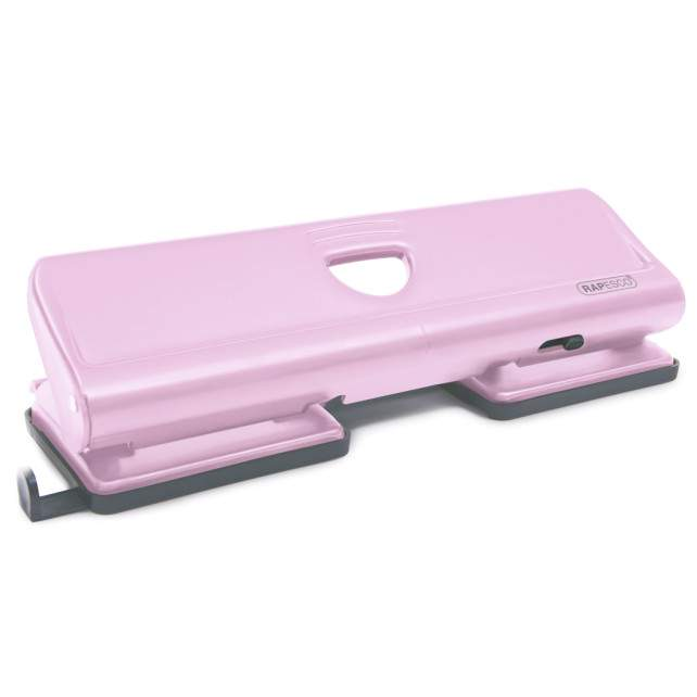 Hole Punch - 720 4-Hole - Candy Pink