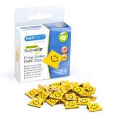 Supaclip #40 emoji refill - Yellow