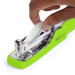 Stapler X5-25 Less Effort - Green