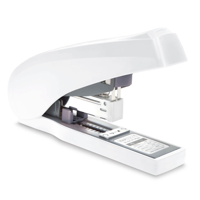 Stapler X5-90 Less Effort Heavy Duty - White