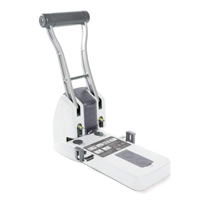 Hole Punch ECO P2200 – High Capacity/ Heavy Duty Punch (Soft White)