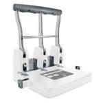 Hole Punch ECO P3100 High Capacity/ Heavy Duty Punch (soft white)