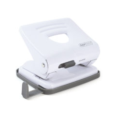 Hole Punch 2-Hole Metal - White