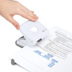 Hole Punch 825 2-Hole White