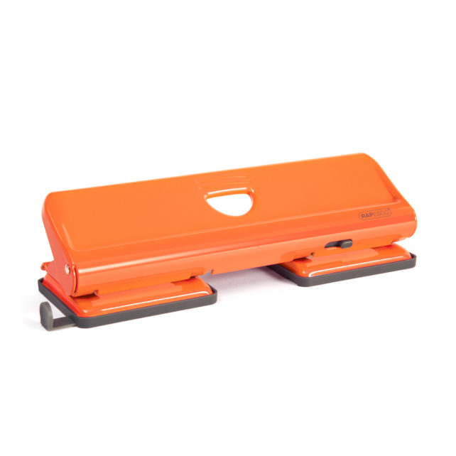 4-Hole Punch 720 Metal - Orange
