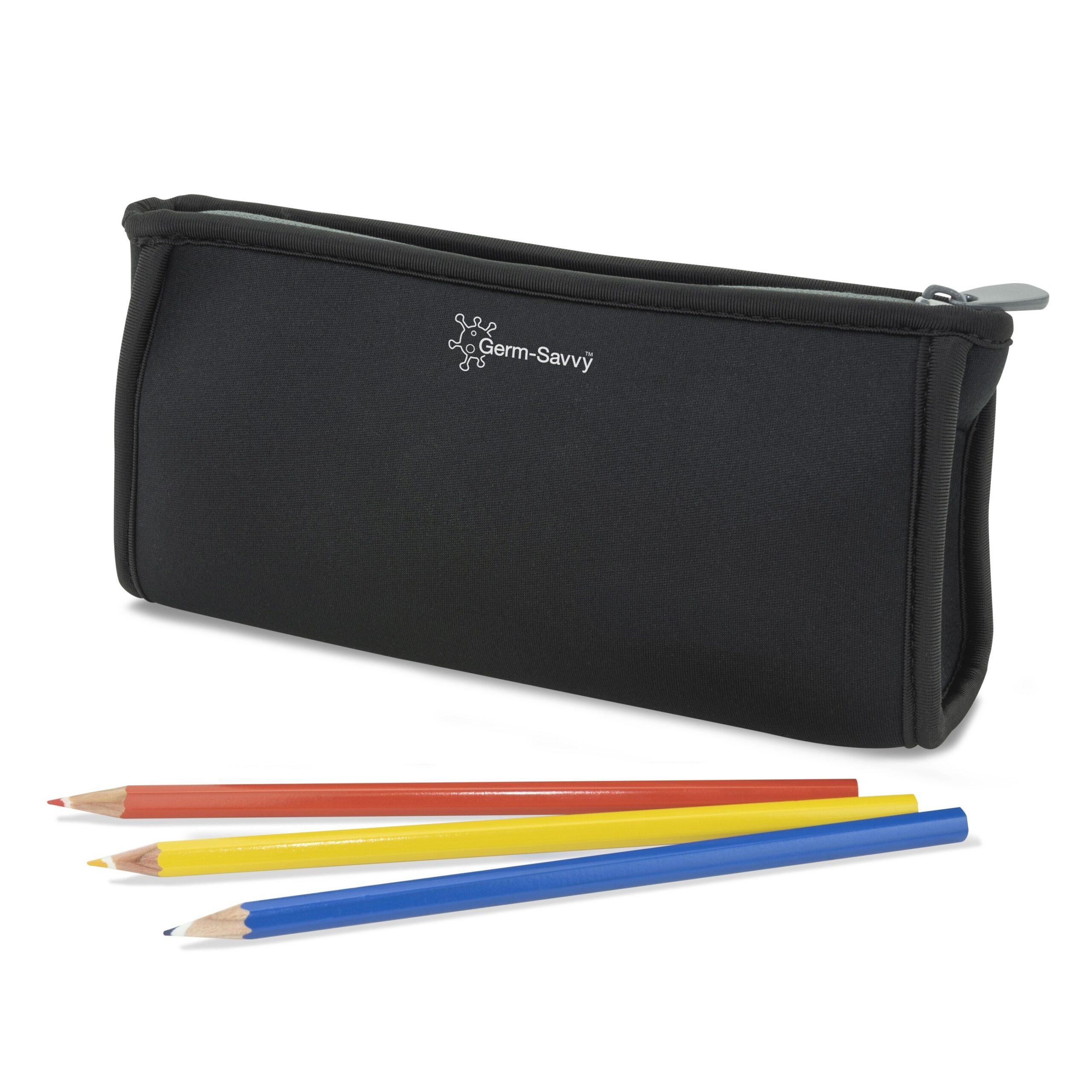 Germ_Savvy Antibacterial Pencil Case